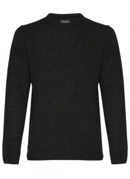 Pullover - Slim Fit - raven grey