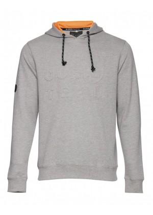 Sweatshirt - Regular Fit - grau
