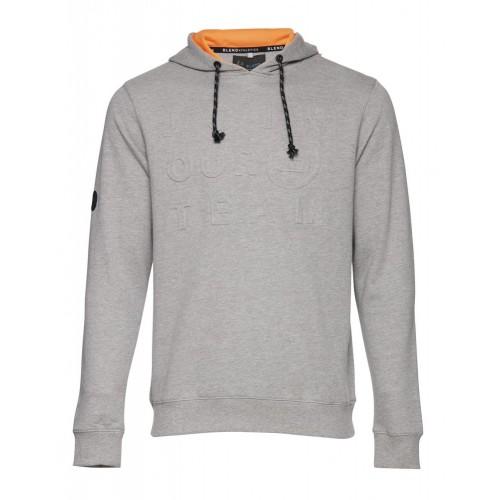 BLEND - Sweatshirt - Regular Fit - grau | LapreZa Online Shop