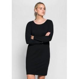 BASIC Kleid - Schwarz
