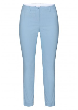 Bengalin-Stretch-Hose - hellblau
