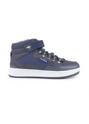 High Sneaker - navy