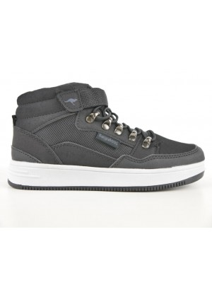 High Sneaker - schwarz