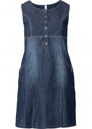 Jeanskleid - dunkelblau