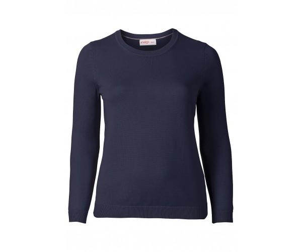 BASIC - Pullover - marine