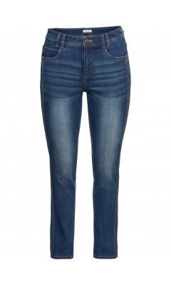 Jeans - Stretch  - blau