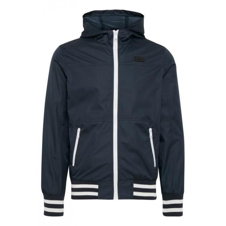 Jacke Regular Fit Blau