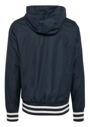 Jacke - Regular Fit - Blau