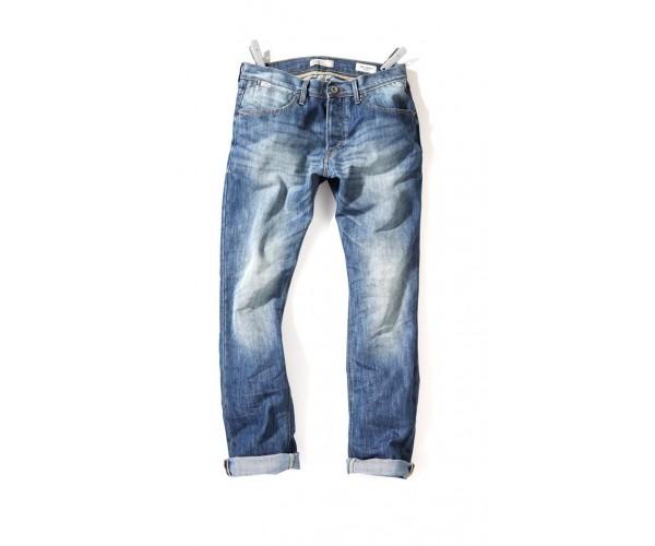 Jeans - Regular Fit - blau