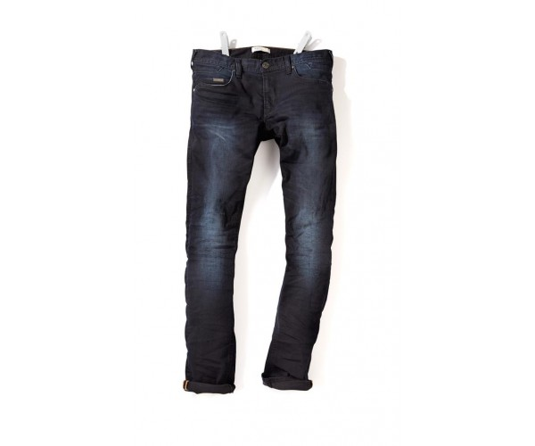 Jeans - Slim Fit - Low waist - blau