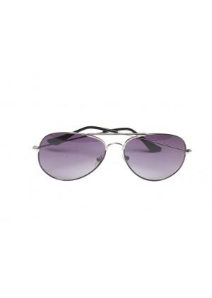 Pilotenbrille - Lila