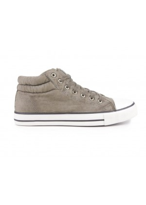 Sneaker - dusty green
