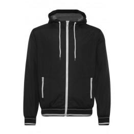 Jacke - Regular Fit - schwarz
