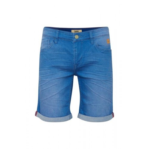 BLEND - Denim Shorts - Slim Fit - blau | LapreZa Online Shop