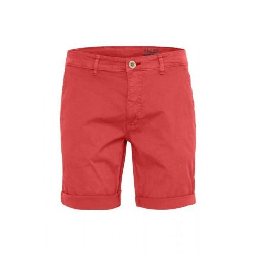 BLEND - Shorts - Slim Fit - rot   LapreZa