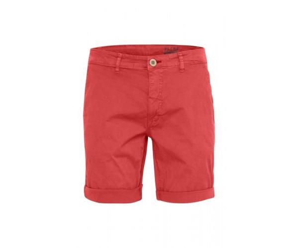 Shorts - Slim Fit - rot