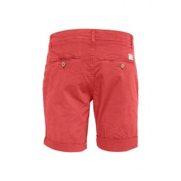 Shorts - Slim Fit - rot