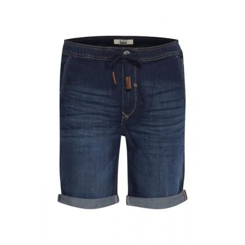 BLEND - Denim Shorts - Slim Fit - dunkelblau | LapreZa Online Shop