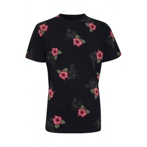 Casual Friday - T-Shirt - Slim Fit - schwarz | LapreZa Online Shop