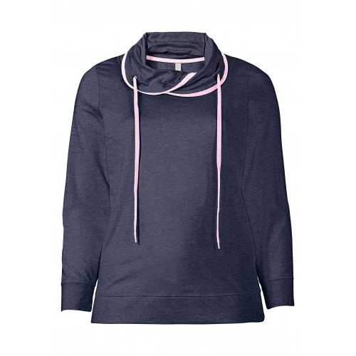Sheego - Sweatshirt - rosa | LapreZa Online Shop