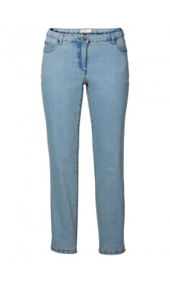 Jeans - stretch - blau denim