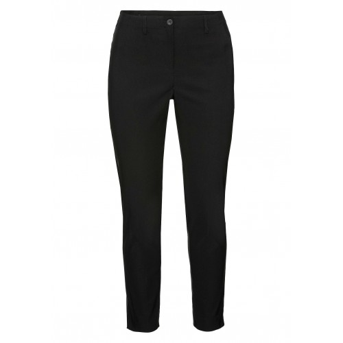 Sheego - Bengalin-Stretch-Hose - schwarz | LapreZa Online Shop