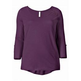 Longshirt - lila