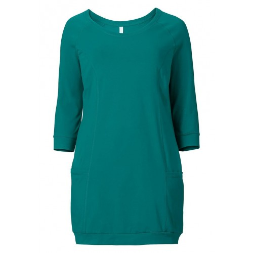 Sheego - Jerseykleid - grün | LapreZa Online Shop