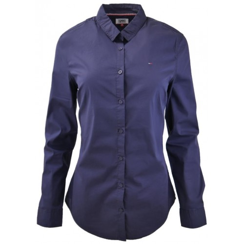 Tommy Jeans -Bluse - dunkelblau