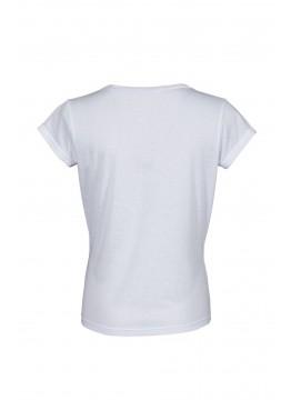 T-Shirt - Ivy - weiß